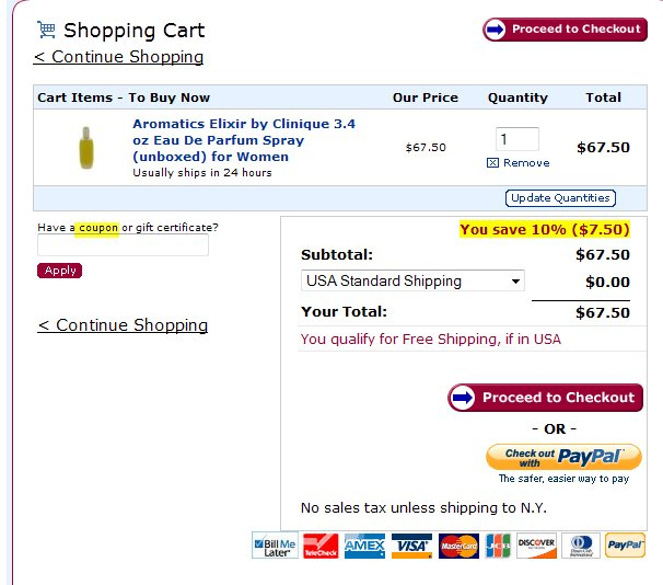 Coupon Instructions: How & Where to Enter Promo Codes for