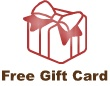Free Gift Card Promotion