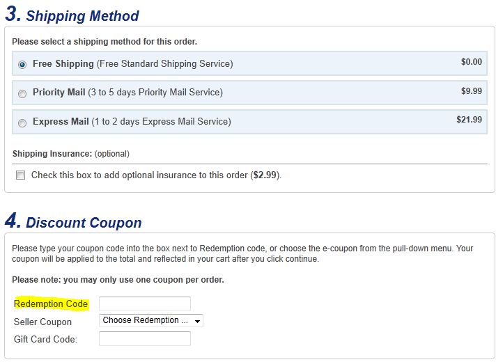 Coupon Instructions: How & Where to Enter Promo Codes for Specific