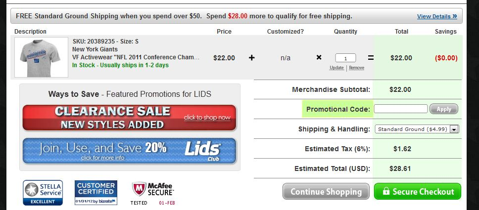 1133827924f Coupon Instructions: How & Where to Enter Promo Codes for Specific ...