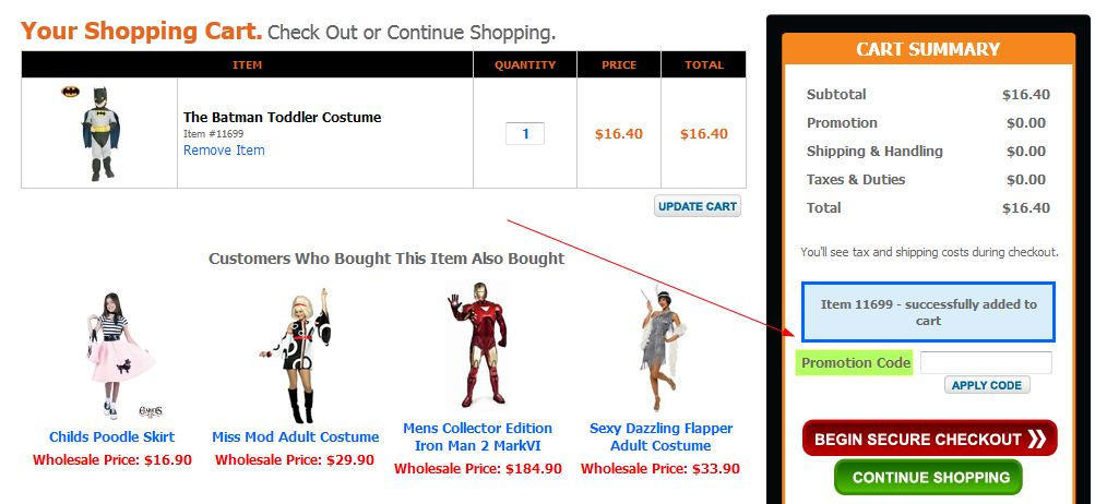 Halloween costumes coupon code