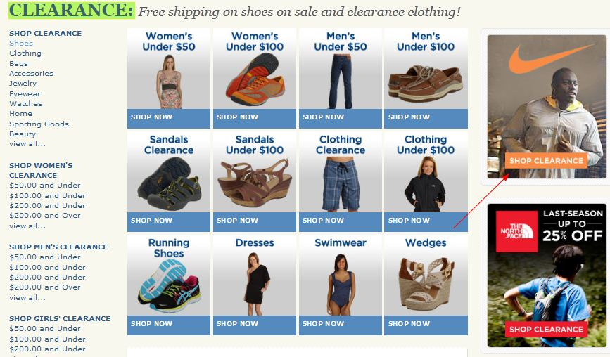 Zappos shoes coupons discount codes